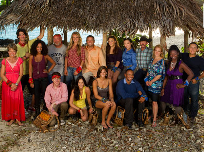 Survivor: South Pacific – Season 23 – Full Cast Bios and Photos