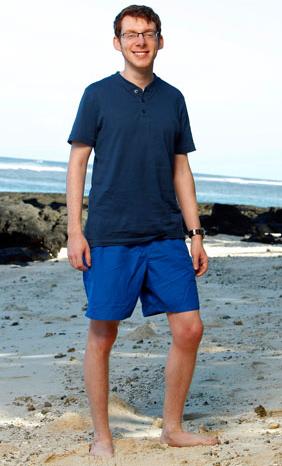 Josh Cochran - Survivor South Pacific