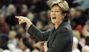 Pat Summit - University of Tennessee - Basketball Coach