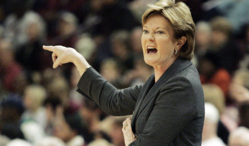 TN Vols Basketball Coach Pat Summit Diagnosed With Alzheimer's Disease