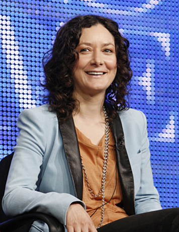 Sara Gilbert and Allison Adler SPLIT