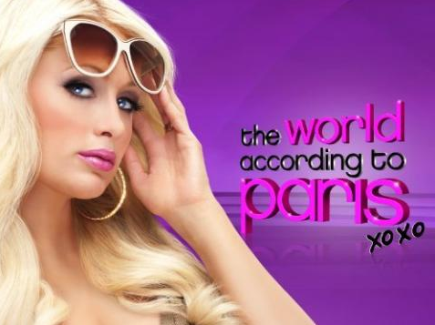 Paris HIlton - The World According To Paris