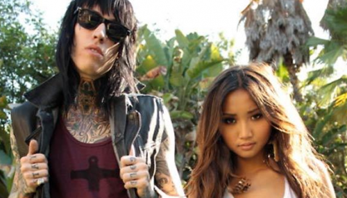 WEIRD: Trace Cyrus & Brenda Song Are Having a Baby
