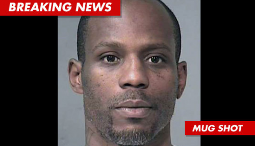 DMX Arrested AGAIN – Adds To Mugshot Collection