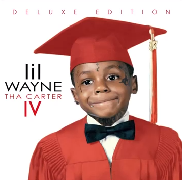 Lil Wayne - Tha Carter IV - Deluxe Edition Cover Art