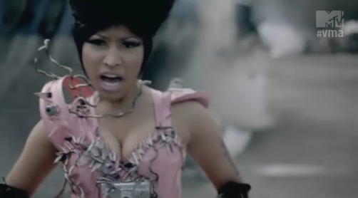 Nicki MInaj - Fly Music Video