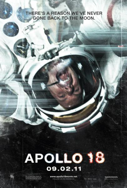 BRAND NEW Trailer:  'Apollo 18′ is FREAKY!