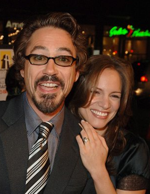Robert Downey Jr. and Wife Susan: Baby On Board!