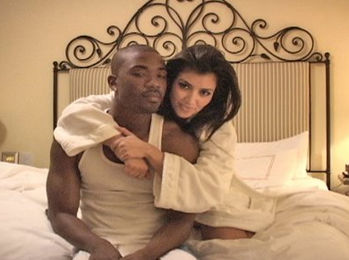 Ray J and Kim Kardashian - Sex Tape