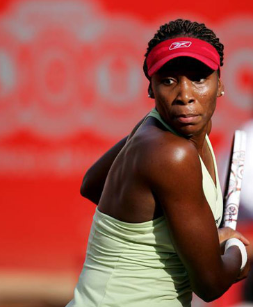 Venus Williams Drops Out Of U.S. Open, Diagnosed With Disease