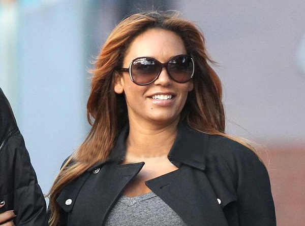 "Mel B ""Popped Out"" a Baby Girl!"