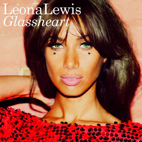 Leona Lewis Unveils &#8216;Glassheart&#8217; Cover Art