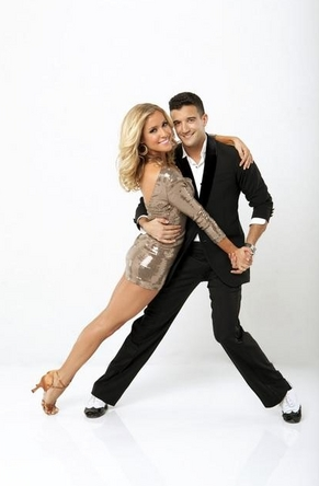 2011 Dancing With The Stars 13 Cast Photos - Kristin Cavallari and Mark Ballas