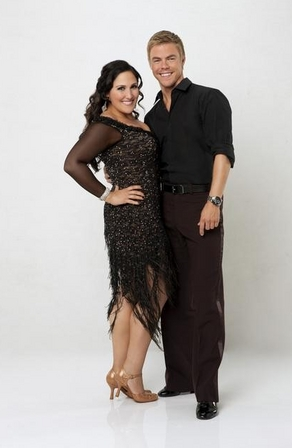Dancing With The Stars Final Four: Ricki Lake Samba – VIDEO