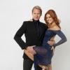 2011 Dancing With The Stars 13 Cast Photos - Carson Kressley and Anna Trebunskaya