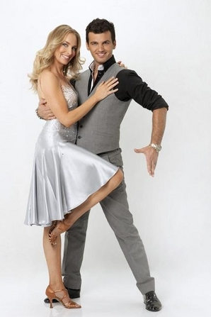 2011 Dancing With The Stars 13 Cast Photos - Chynna Phillips and Tony Dovolani