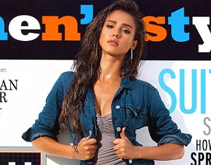 PHOTOS: Jessica Alba SIZZLES For Men&#8217;s Style Australia &#8211; Sept. 2011