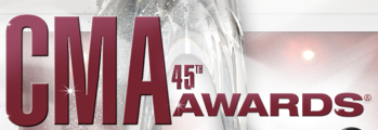 2011 – 45th Annual CMA Awards Nominations – Complete List