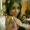 Snooki Gets New Arm Tattoo - Photo 1