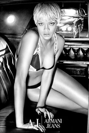 Rihanna Armani Lingerie Photos - 5