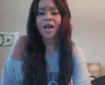 VIDEO: Bobbi Kristina Covers 'Someone Like You' By Adele