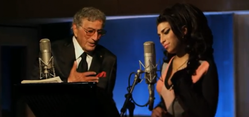 Amy Winehouse 28th Birthday: Tony Bennett Releases 'Body and Soul' Duet Video