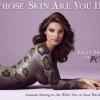 Kelly Brook - Naked Snake Skin For Peta  PHOTO