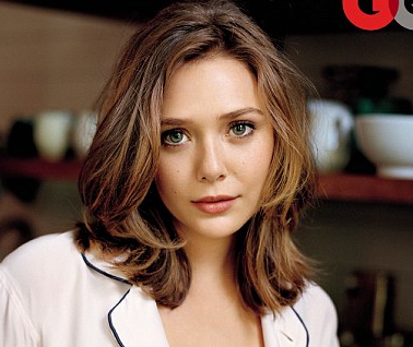 Lizzie Olsen Teases for GQ – October 2011