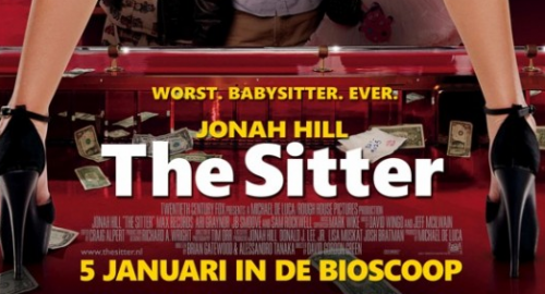 Jonah Hill: 'The Sitter' International Poster (NSFW)