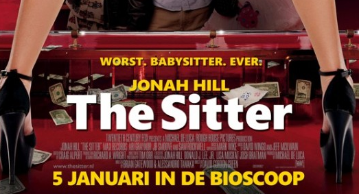 The Sitter - Dutch Movie Poster - 2