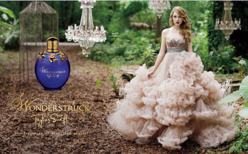 Taylor Swift 'Wonderstruck' Perfume Launches – VIDEO, Photos