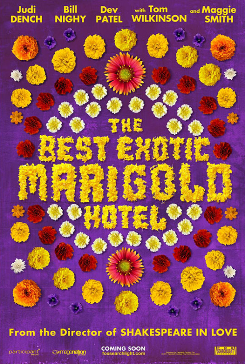 Judi Dench: 'The Best Exotic Marigold Hotel' Official Trailer