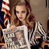 W Magazine - October 2011- Justin Timberlake and Amanda Seyfried - 2