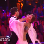 Dancing With The Stars – Hope Solo and Maks Are In It To Win It – Waltz Video