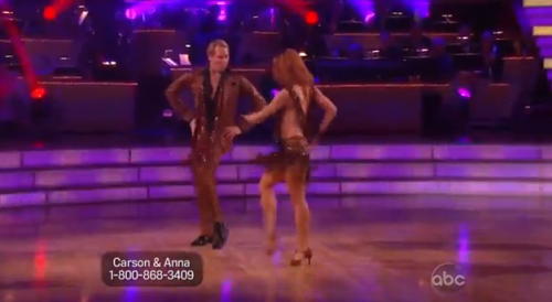 Dancing With The Stars – Carson Kressely Brings The Comedy – VIDEO