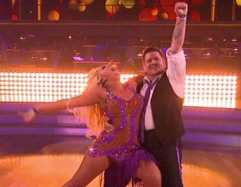 Dancing With The Stars – Chaz Bono Cha Cha Cha's To A Standing Ovation – VIDEO