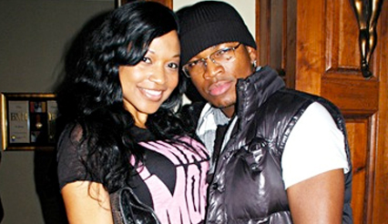 Ne-Yo and Monyetta Shaw