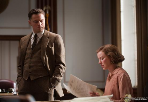 &#8216;J. Edgar&#8217; Official Trailer Has Arrived