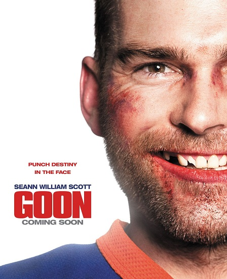 Seann William Scott - GOON - Movie Poster