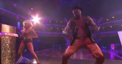 Dancing With The Stars – Ron Artest Brings The Cha Cha Cha – VIDEO