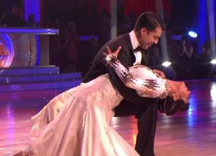 DWTS - Rob Kardashian and Cheryl Burke - Week 1