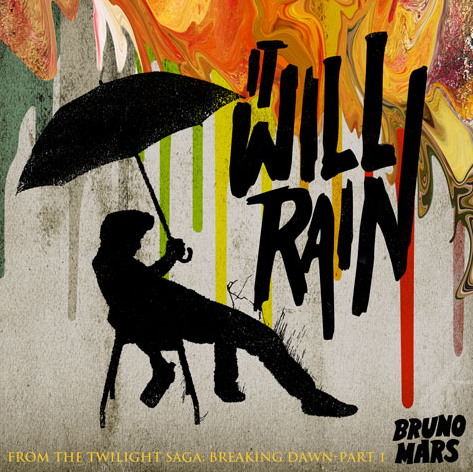 Bruno Mars &#8216;It Will Rain&#8217; &#8211; Breaking Dawn Part 1&#8242; Soundtrack