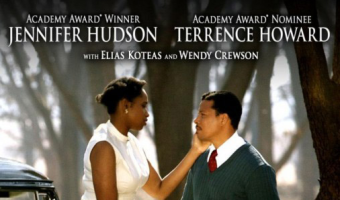 Jennifer Hudson and Lawrence Howard in 'Winnie' Poster