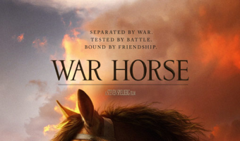 'War Horse' Official Movie Poster is Touching