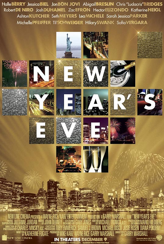 New Year's Eve Official Poster