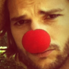 Ashton Kutcher - Clown Nose
