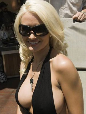 Holly Madison Insures Her Rack For $1 Million