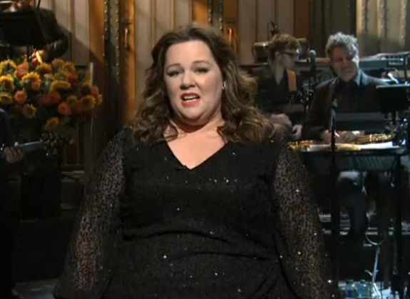 Melissa McCarthy - SNL - Opening Monologue