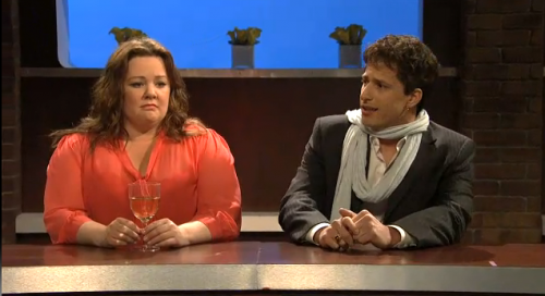 SNL: Melissa McCarthy 'Complaints' Skit – VIDEO