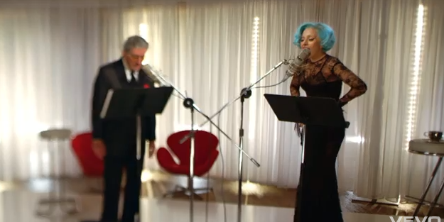 Tony Bennett and Lady Gaga - The Lady Is a Tramp